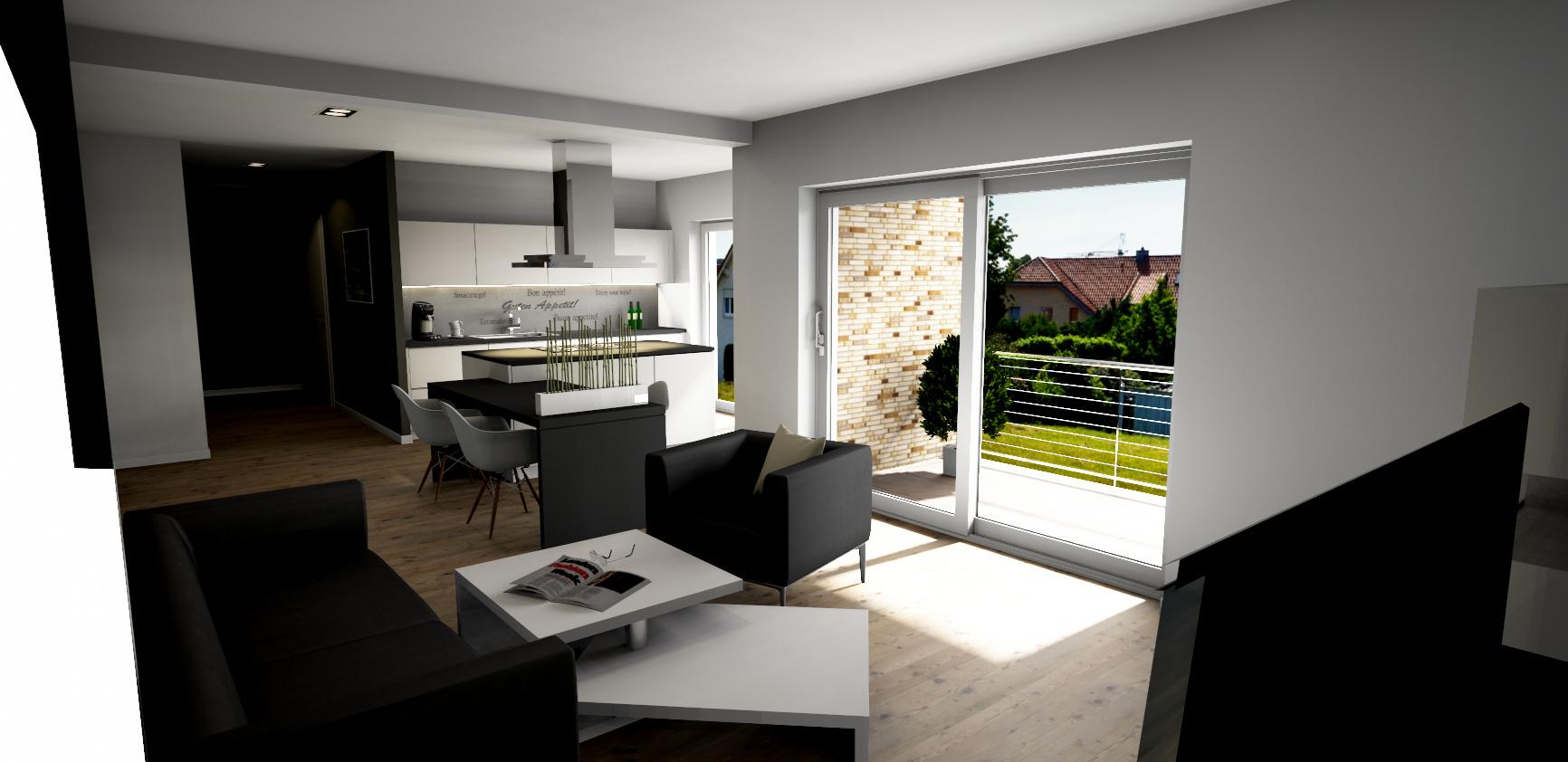 Individuell angefertigte Wohnzimmer- und Esszimmermöbel