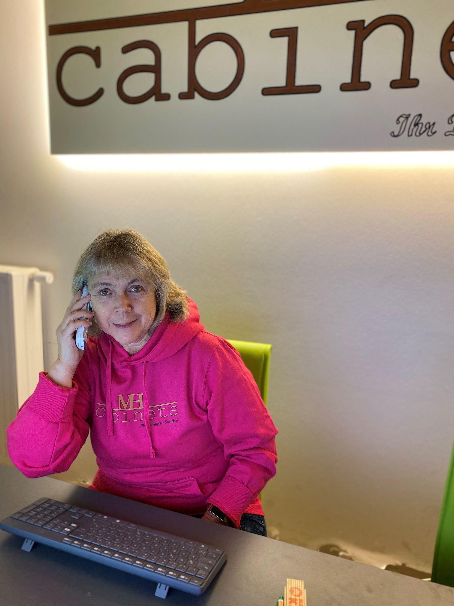 Petra Hoppe - Buchhaltung und Telefon